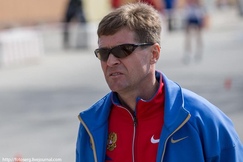 Виктор Чёгин не будет включён в состав сборной России на ЧЕ по лёгкой атлетике