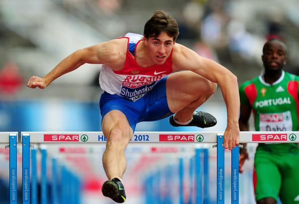 Сергей Шубенков взял бронзу в барьерном спринте на 10 этапе Бриллиантовой лиги. Видео