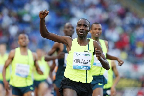 Силас Киплагат - победитель Бриллиантовой лиги в Париже в беге на 1500м +Видео