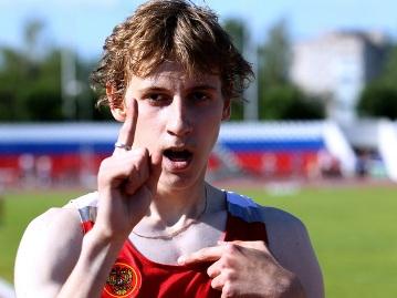 Первенство России по легкой атлетике среди молодежи в Саранске - результаты