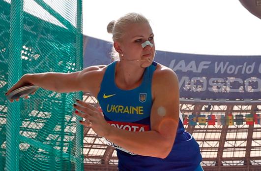 Наталья Семенова выиграла соревнования по метанию диска на турнире в Мадриде