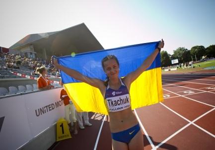 Украинка Анастасия Ткачук стала победительницей легкоатлетического турнира в Польше