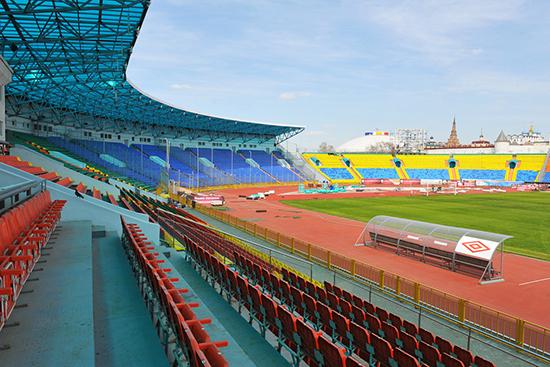 Юниорский чемпионат мира по лёгкой атлетике — 2016 пройдёт в Казани