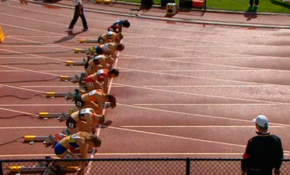 100m Hurdles Heptathlon Race 2 IAAF World Junior Championship 2014