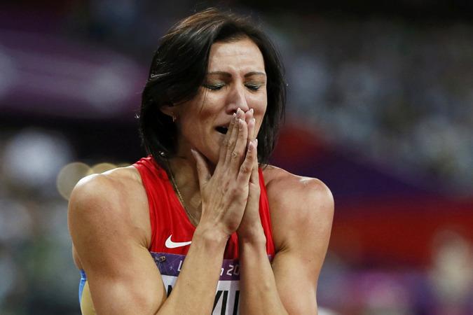 Наталья Антюх снялась с чемпионата России по лёгкой атлетике из-за отравления