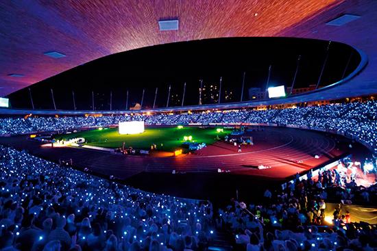 Цюрих-2014: фестиваль спорта и искусства