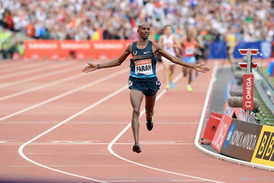 Олимпийский чемпион Мо Фара снялся с Игр Содружества