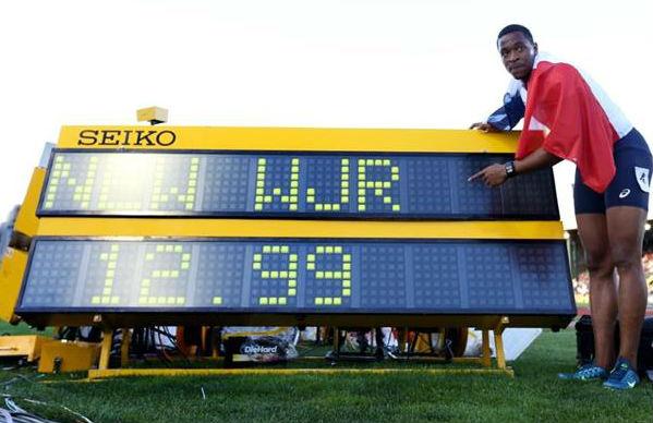 На юниорском ЧМ по легкой атлетике установлен еще один рекорд