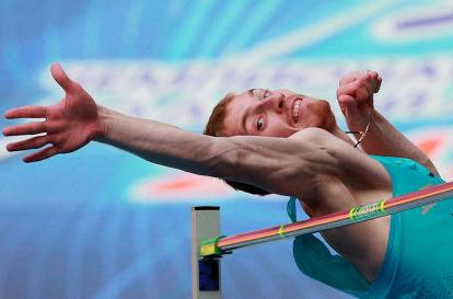 Прыгун в высоту Даниил Цыплаков выиграл золото чемпионата России + другие результаты