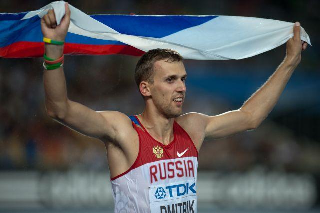 Прыгун в высоту Алексей Дмитрик надеется, что серебро ЧР гарантирует выступление на ЧЕ