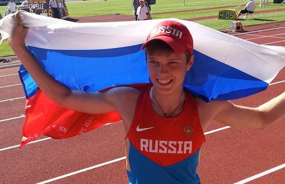 Россиянин Даниил Котов – серебряный призер Юджина