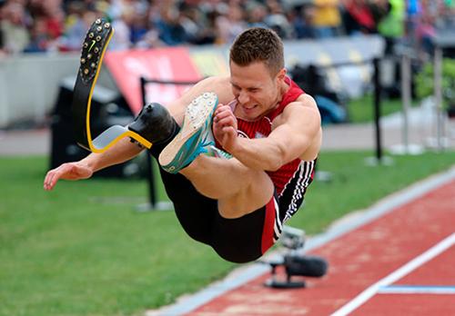 На чемпионате Европы может выступить легкоатлет-ампутант