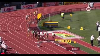 IAAF World Junior Championships 2014 - Women's 3000 Metres Steeplechase