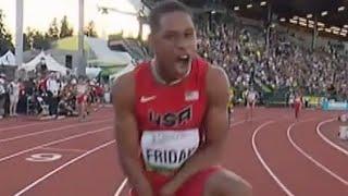 IAAF World Junior Championships 2014 - Men's 200 Metres Final