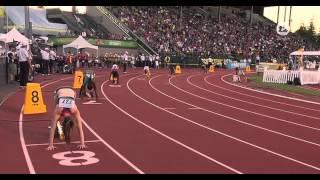 IAAF World Junior Championships 2014 - Women's 400 Metres Final