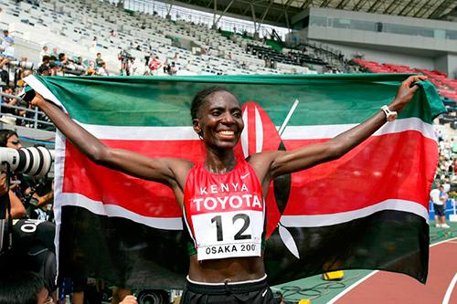 Пять самых великих женщин в марафонском беге