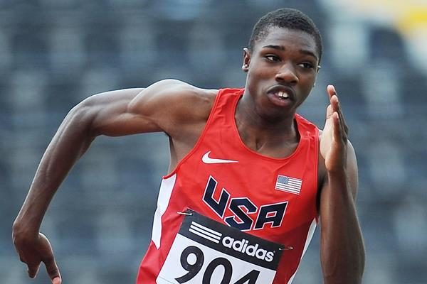 Надежды сборной США на Юношеских Олимпийских Играх