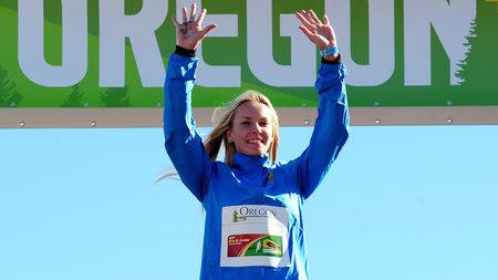 Алена Лутковская - лучшая спортсменка июля!