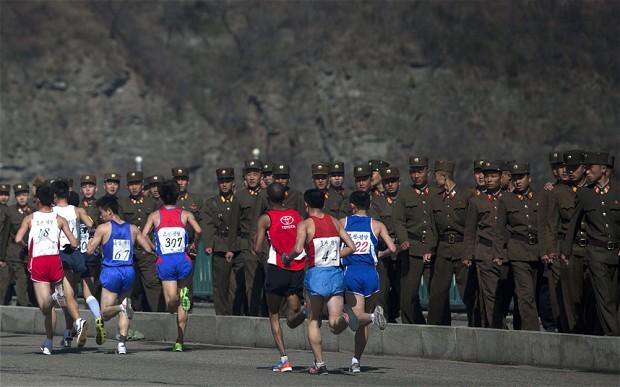 Марафон в Пхеньяне будет открыт для иностранцев