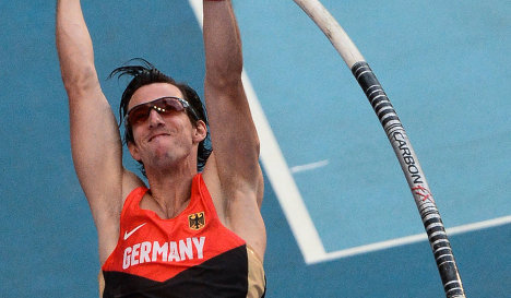 Три ведущих немецких прыгуна с шестом пропустят ЧЕ по легкой атлетике