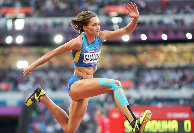 Самые красивые прыгуньи чемпионата Европы по легкой атлетике по версии XSPORT