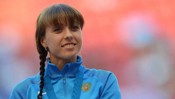 Анися Кирдяпкина не примет участия на чемпионате Европы в Цюрихе