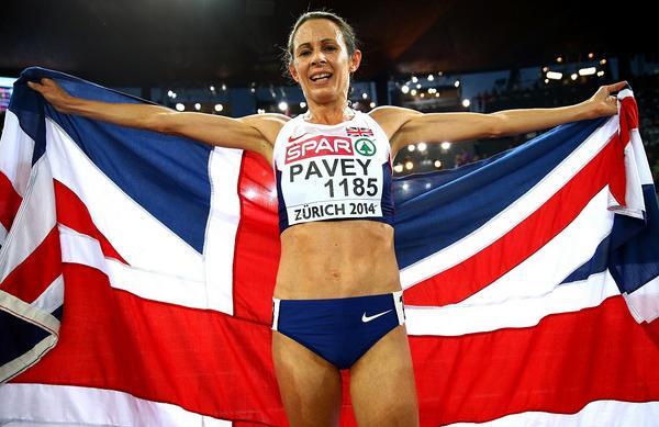 40-летняя британка Джо Пэйви впервые выиграла на чемпионате Европы + Видео