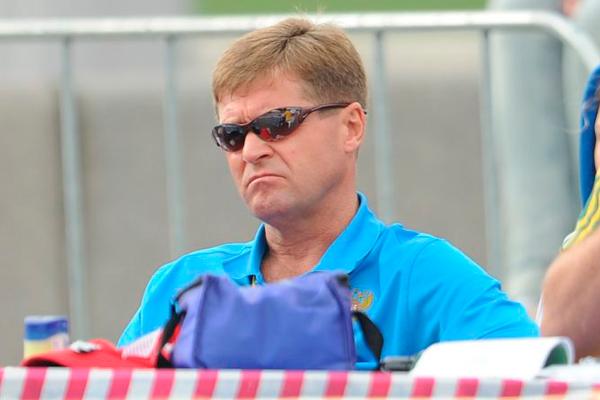 Виктор Чегин прибыл на чемпионат Европы как частное лицо