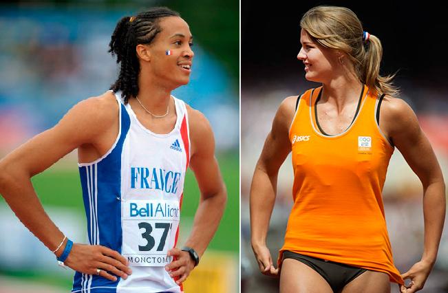 Дафни Шипперс и Паскаль Мартино-Лагард – атлеты месяца в Европе