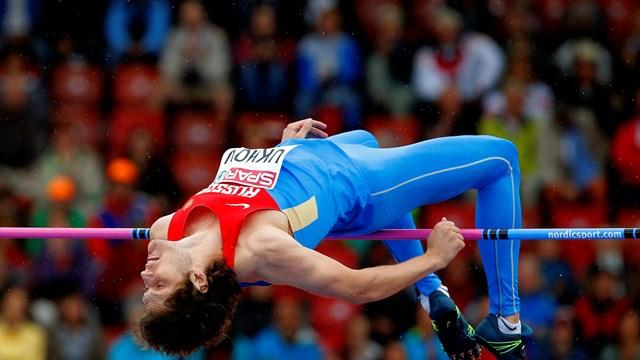Иван Ухов и Даниил Цыплаков вышли в финал чемпионата Европы в прыжках в высоту