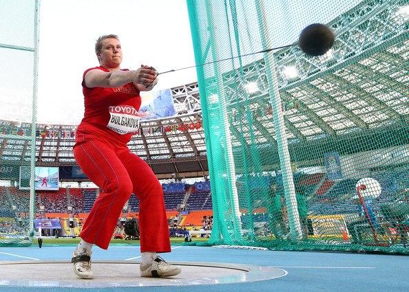 Анна Булгакова вышла в финал ЧЕ по лёгкой атлетике в метании молота