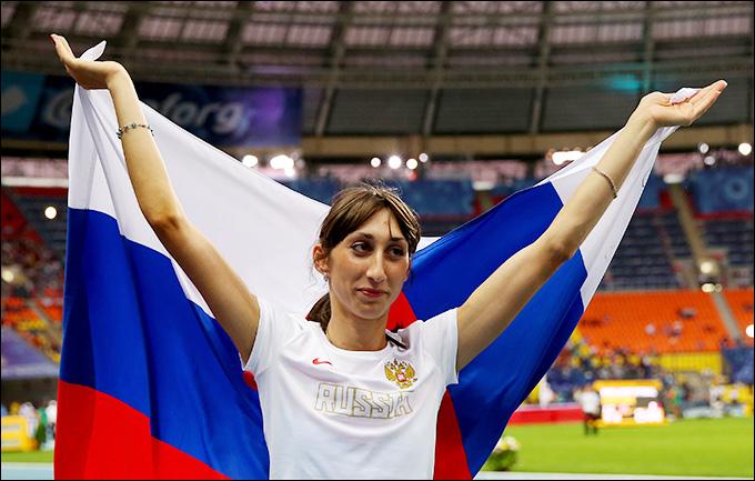 Екатерина Конева, Ирина Гуменюк и Алсу Муртазина пробились в финал в тройном прыжке на ЧЕ