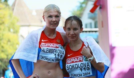 Вера Соколова считает, что судьи придрались к ее технике ходьбы на чемпионате Европы