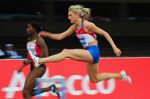 Ирина Давыдова и Вера Рудакова вышли в финал Чемпионата Европы в барьерном беге на 400 м
