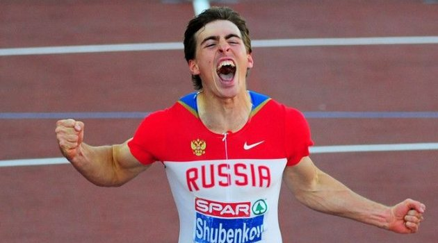 Сергей Шубенков установил новый национальный рекорд в беге на 110м с барьерами +Видео