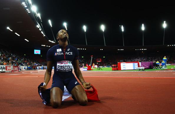 Димитри Баску был дисквалифицирован после финального забега чемпионата Европы в Цюрихе
