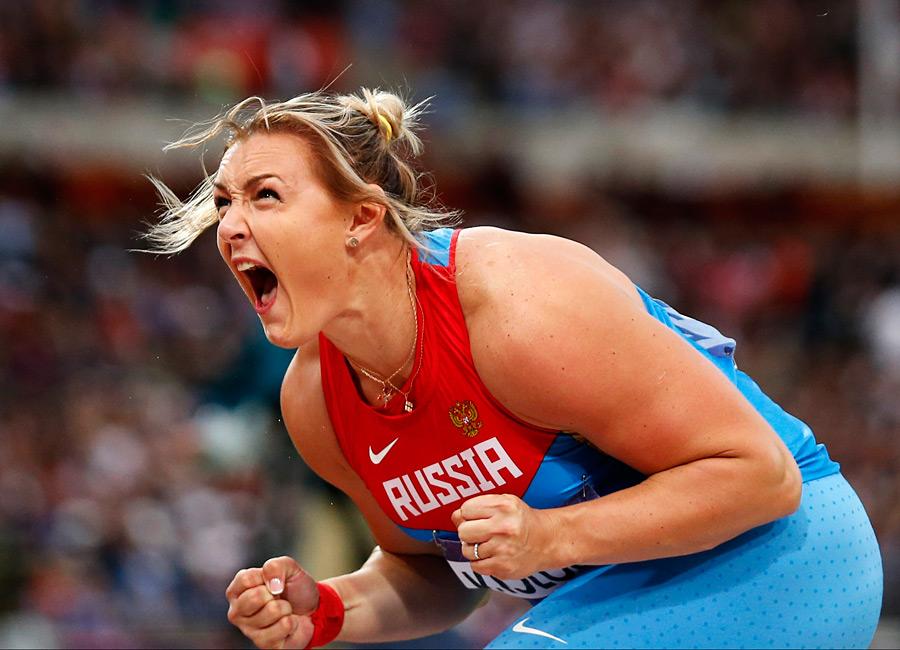 Евгения Колодко и Ирина Тарасова вышли в финал чемпионата Европы в толкании ядра