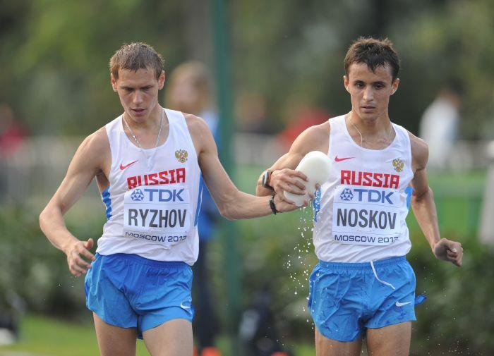 Иван Носков считает, что судьи помогли Йоанну Динизу побить мировой рекорд