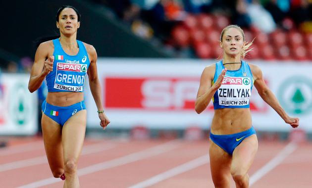 Либания Гренот стала чемпионкой Европы в беге на 400 метров среди женщин + Видео