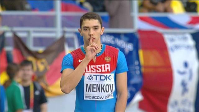 Чемпион мира Меньков не вышел в финал чемпионата Европы в прыжках в длину