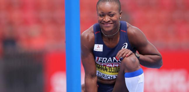 Антуанетта Нана Джиму защитила титул чемпионки Европы в семиборье