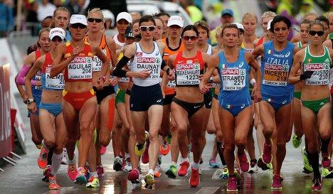 Впервые в истории Чемпионата Европы по легкой атлетике в одном забеге участвовали три близнеца