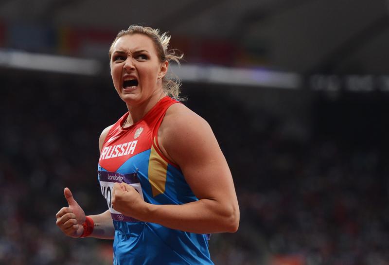 Евгения Колодко завоевала серебро в толкании ядра на чемпионате Европы по легкой атлетике