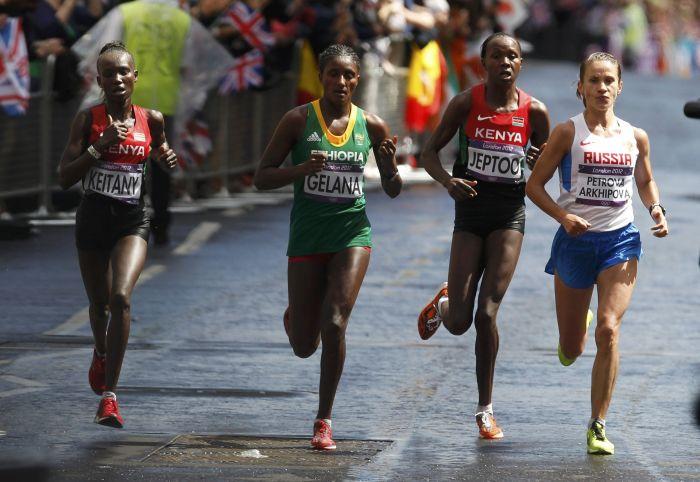 Семь марафонцев, способных конкурировать с кенийцами и эфиопами