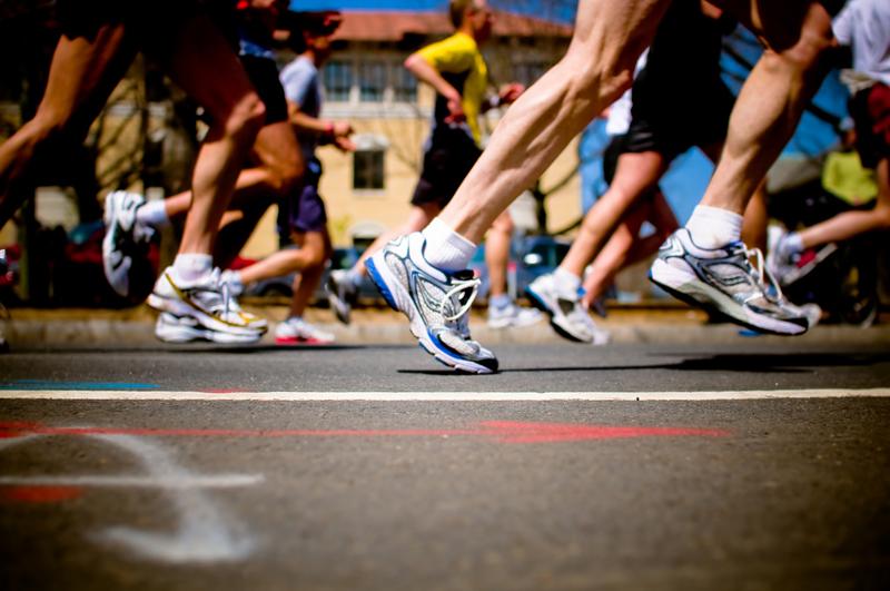 Ученые выявили закономерность роста  и падения результатов марафонцев