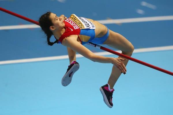 Мария Кучина – победительница одиннадцатого этапа Бриллиантовой лиги в прыжках в высоту