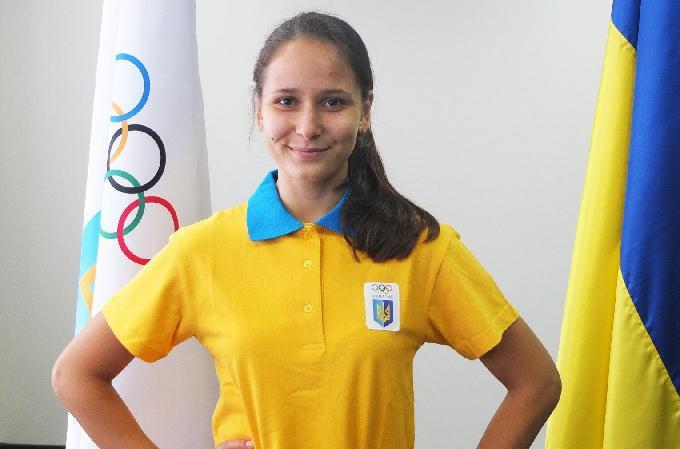 Елизавета Бабий ставит личный рекорд и берет золото на Юношеских Олимпийских играх 2014