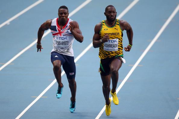 Никель Ашмид победил в забеге на 200 м в Бирмингеме + Видео