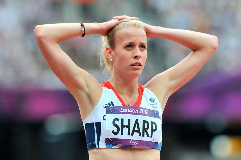 Линси Шарп  победила в забеге на 800 м на двенадцатом этапе Бриллиантовой лиги + Видео