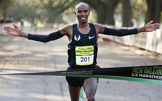 Мо Фара решил «завязать» с марафонами